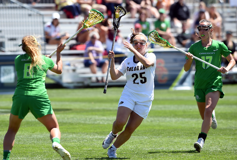Oregon at Colorado Pac-12 Lacrosse