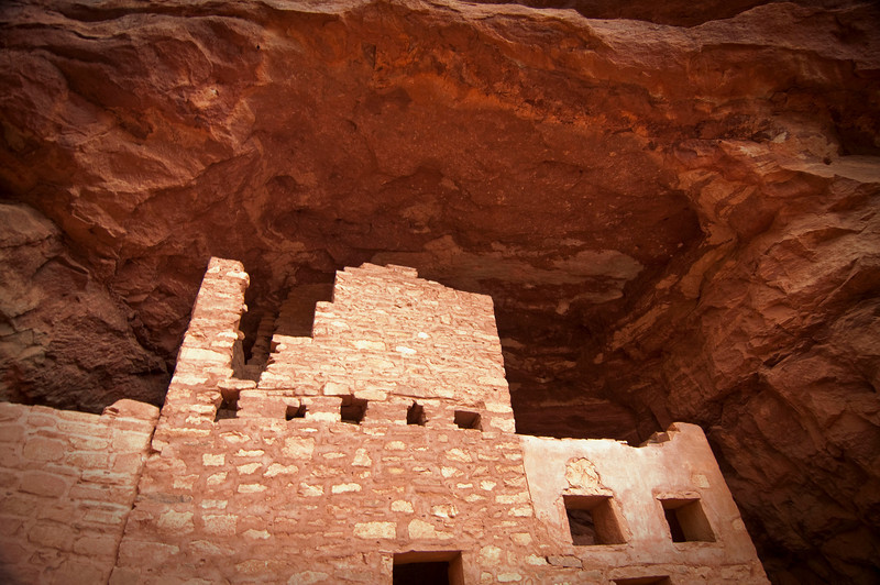 Manitou Cliff Dwellings.