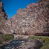 Royal Gorge Railroad.