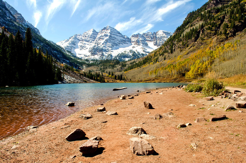 Maroon Bells - Vail, Co.
