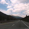 Interstate 70, heading to Silverthorne