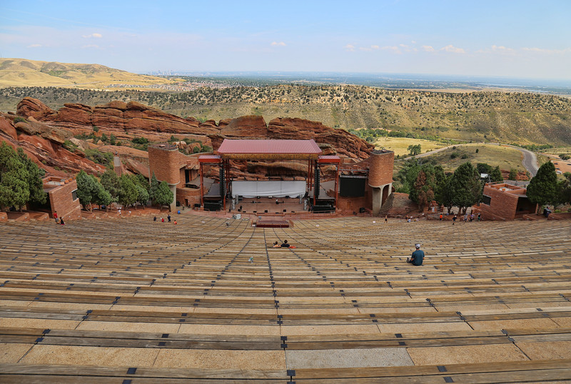 Red Rocks Canyon Amphitheater