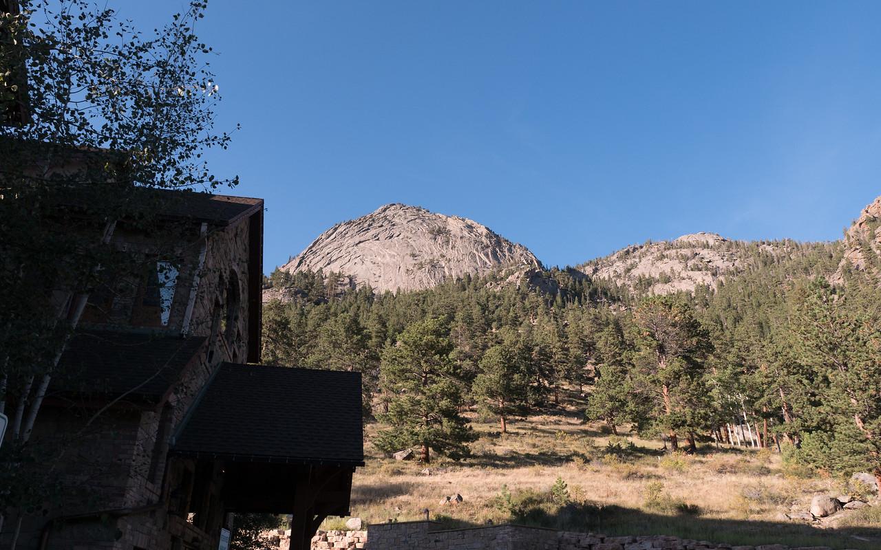 Della Terra on McGregor Mountain