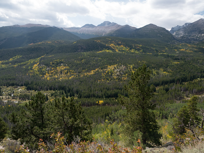 Fall Comes to the Rockies