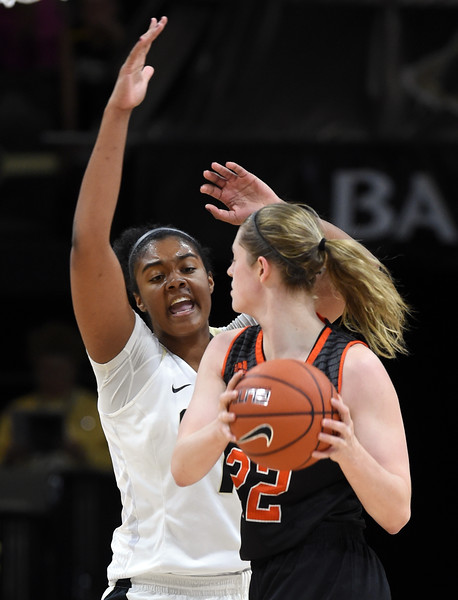 Colorado Idaho State NCAA Women