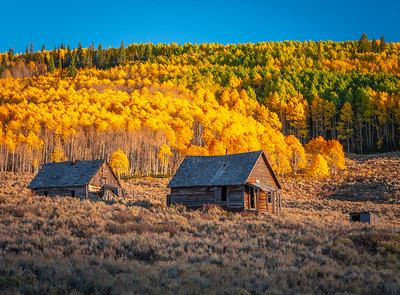 Days Gone By: Colorado Autumn Fine Art Landscape Nature Photography