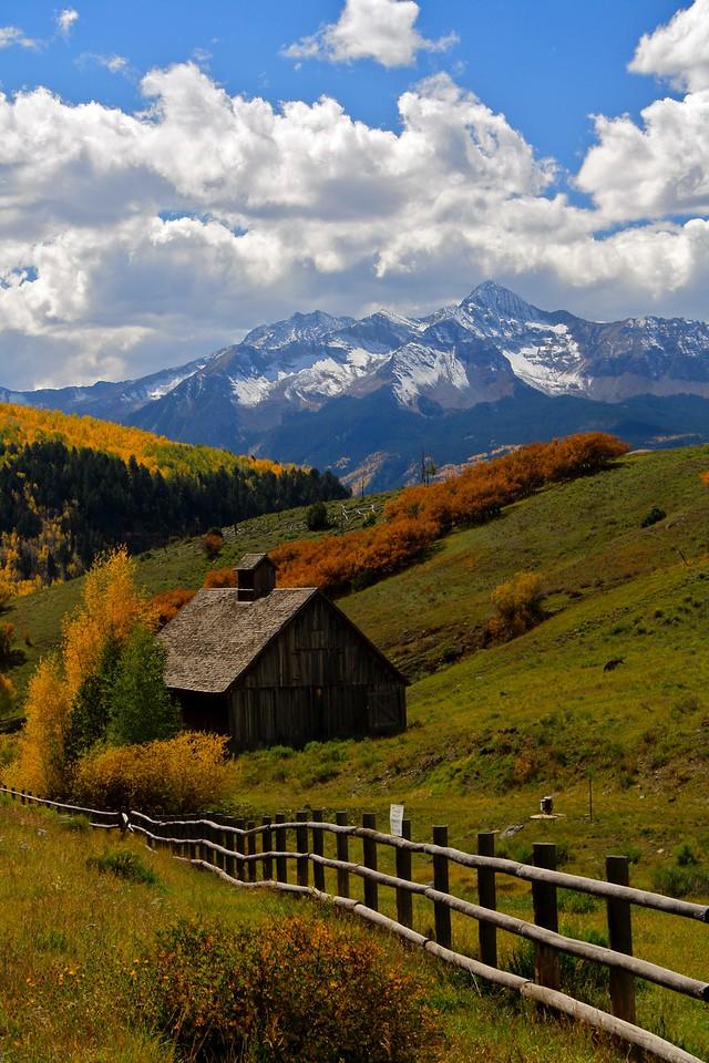 Mt. Wilson Barn