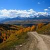 Summit of Last Dollar Road, Telluride