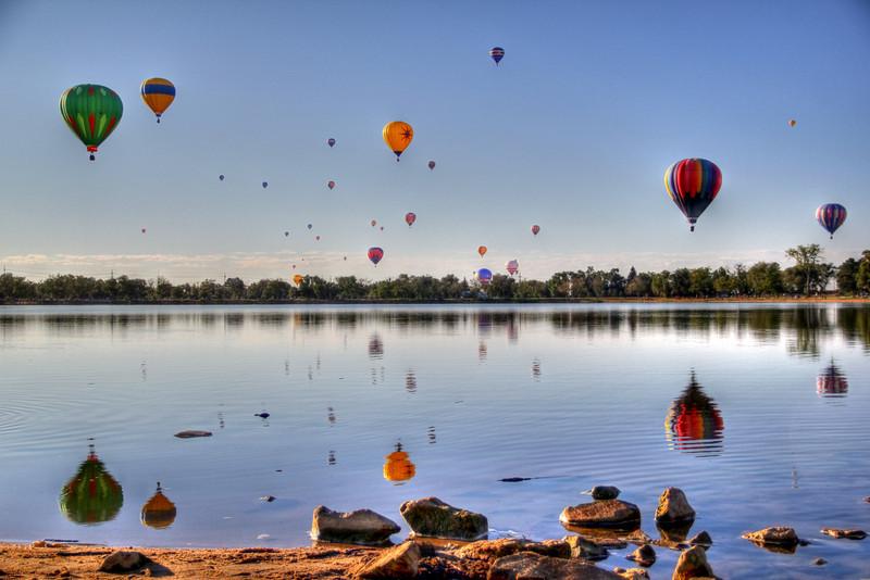 31 Balloons HDR
