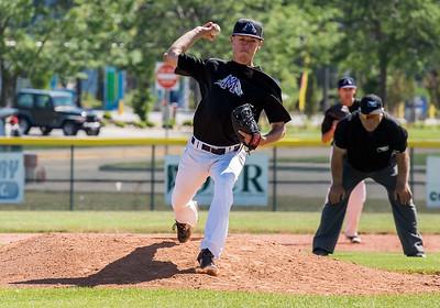 Colorado Baseball League State Tournament at Brock Field in Loveland