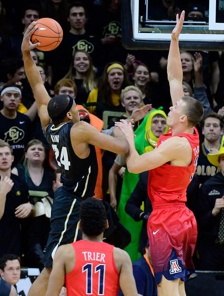 Colorado Arizona NCAA Basketball