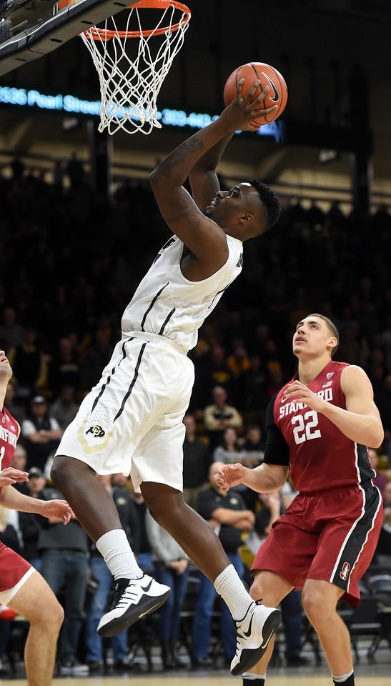 Colorado Stanford NCAA Men's Basketball