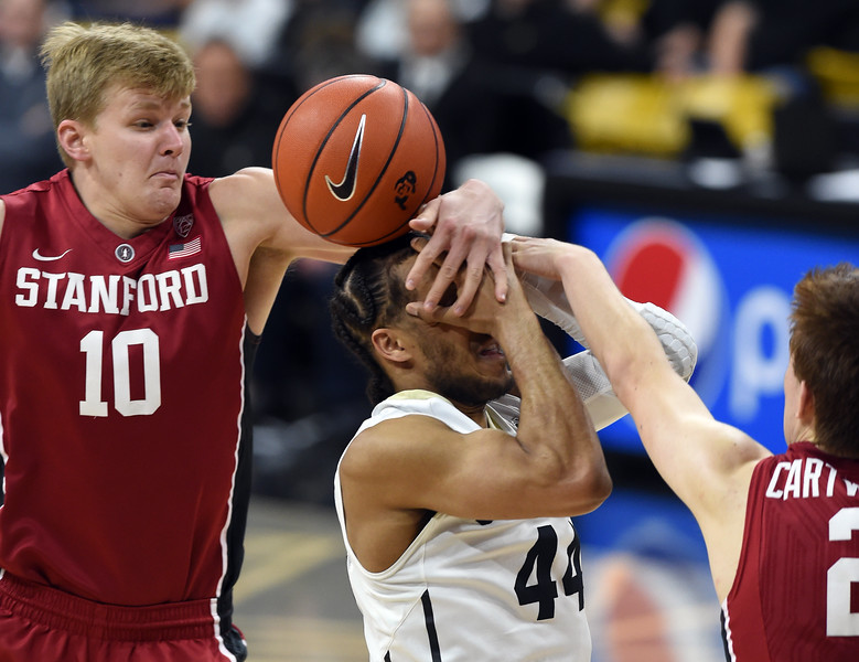 Colorado Stanford NCAA Men's Basketball