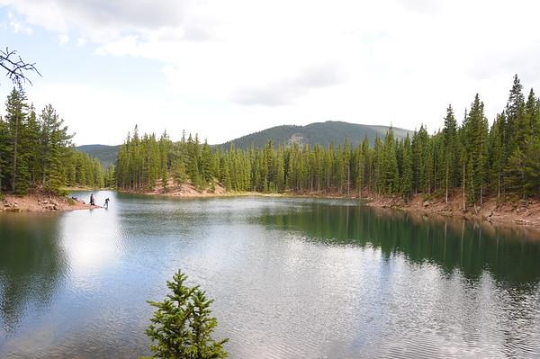 Bear and Blue Lakes - 2008