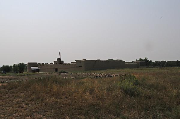 Bent's Old Fort - La Junta, Colorado