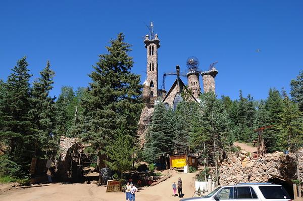 Bishop's Castle - July 2010 - Rye, Colorado