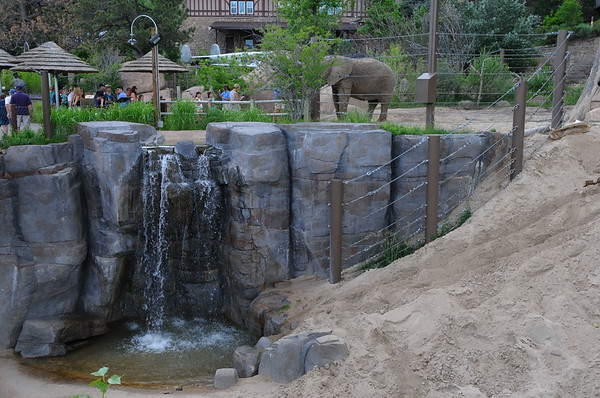 Cheyenne Mountain Zoo Area