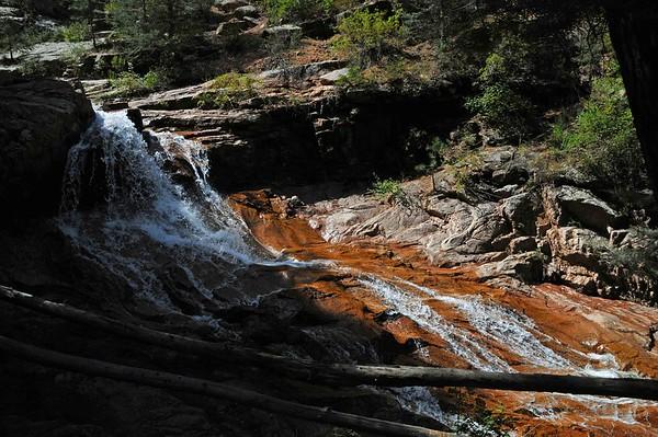 Seven Falls Area