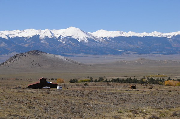 Colorado in Winter