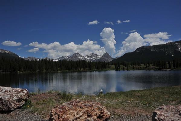 Molas Lake Campground - Silverton, CO