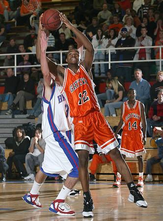 Cherry Creek vs Gateway - 2007 5A State Playoffs - 02/24/07