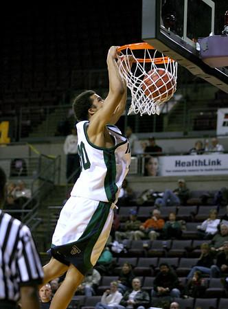 ThunderRidge vs Wheat Ridge 5A State Sweet 16 - 03/01/07