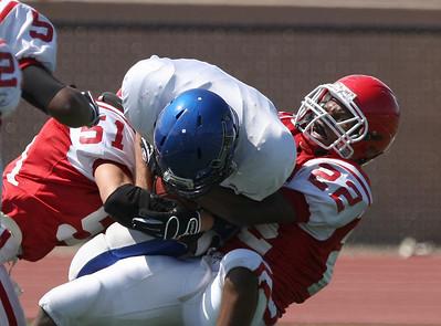 Longmont vs Denver East - 09/05/2009