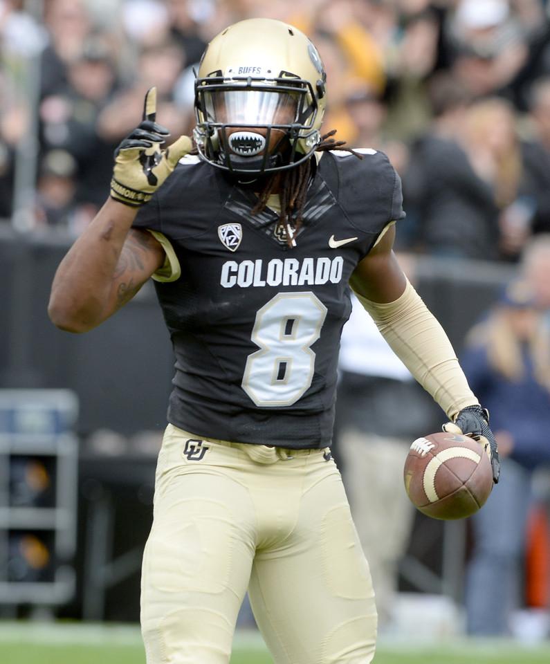 Colorado California NCAA Football