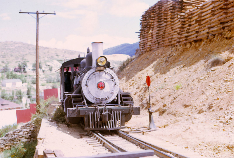 CCRR 28 - Aug 21 1973 - Eng 44 @ Central City COLO