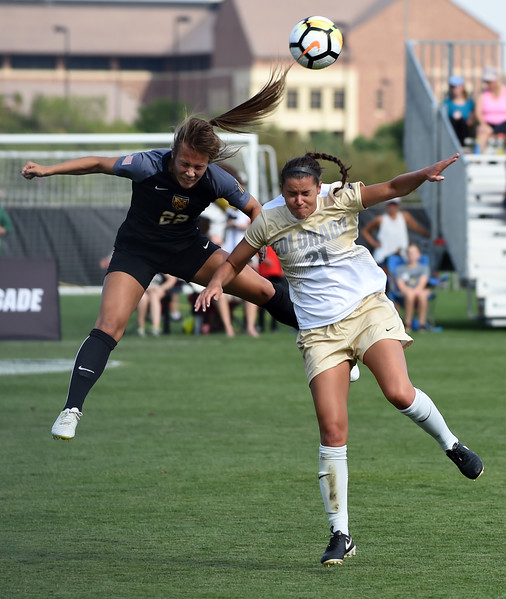 Colorado College vs Colorado Soccer
