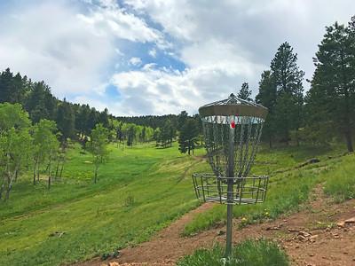 Colorado Disc Golf Summer 2017