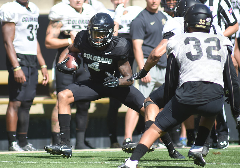 Colorado Football Aug. 13, 2016