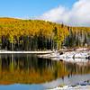 Freeman Reservoir in the Fall