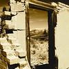 Crumbling Door