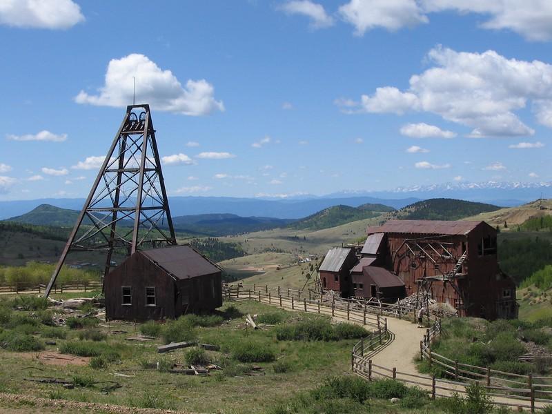 Vindicator Mine and Ore House