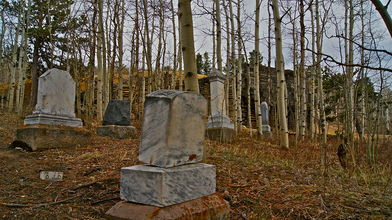 Central City Cemetery, Colorado