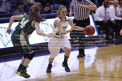 LRDE0995 Pagosa Springs High School Girl's Varsity Basketball vs Manitou Springs March 13, 2014