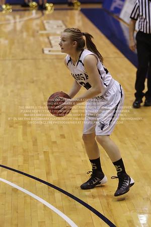 LRDE0928 Pagosa Springs High School Girl's Varsity Basketball vs Manitou Springs March 13, 2014