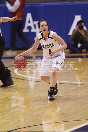 LRDE0902 Pagosa Springs High School Girl's Varsity Basketball vs Manitou Springs March 13, 2014