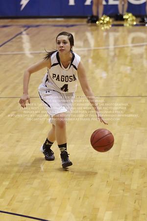 LRDE1006 Pagosa Springs High School Girl's Varsity Basketball vs Manitou Springs March 13, 2014