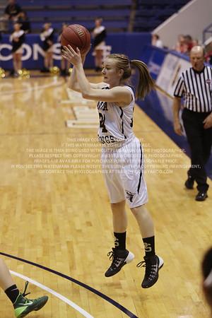 LRDE0929 Pagosa Springs High School Girl's Varsity Basketball vs Manitou Springs March 13, 2014