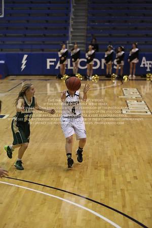 LRDE1007 Pagosa Springs High School Girl's Varsity Basketball vs Manitou Springs March 13, 2014