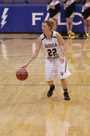 LRDE0906 Pagosa Springs High School Girl's Varsity Basketball vs Manitou Springs March 13, 2014