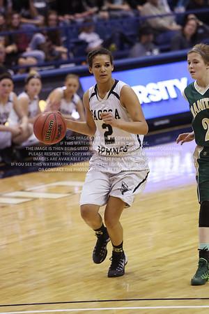 LRDE0916 Pagosa Springs High School Girl's Varsity Basketball vs Manitou Springs March 13, 2014