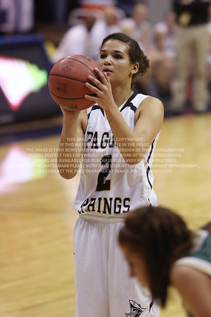 LRDE0993 Pagosa Springs High School Girl's Varsity Basketball vs Manitou Springs March 13, 2014