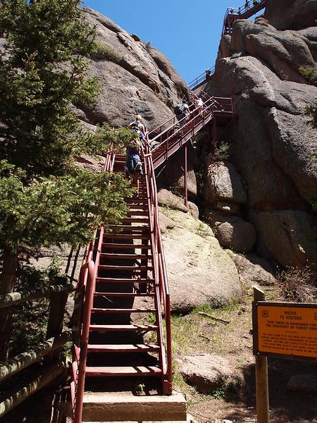 Devils Head Mountain Fire Lookout  5.28.12