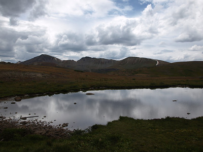 Independence Pass and Linkins Lake, Colorado