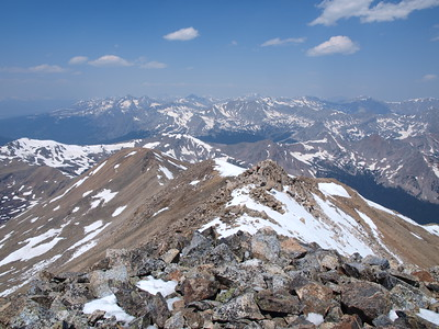 Mount Yale 5.26.12