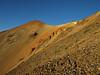 Redcloud Peak in the morning light.