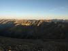 Morning light on the San Juan Range.
